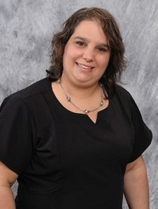audiologist amy sapodin of advanced hearing center